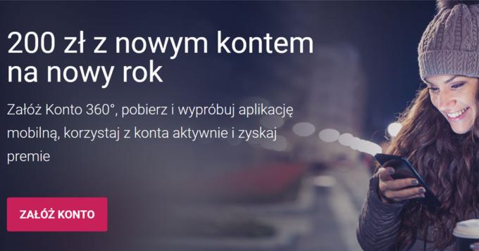 200 zł na Nowy Rok