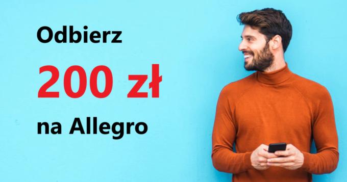 Załóż bezpłatną kartę Citi Simplicity i odbierz 200 zł na zakupy w Allegro.pl